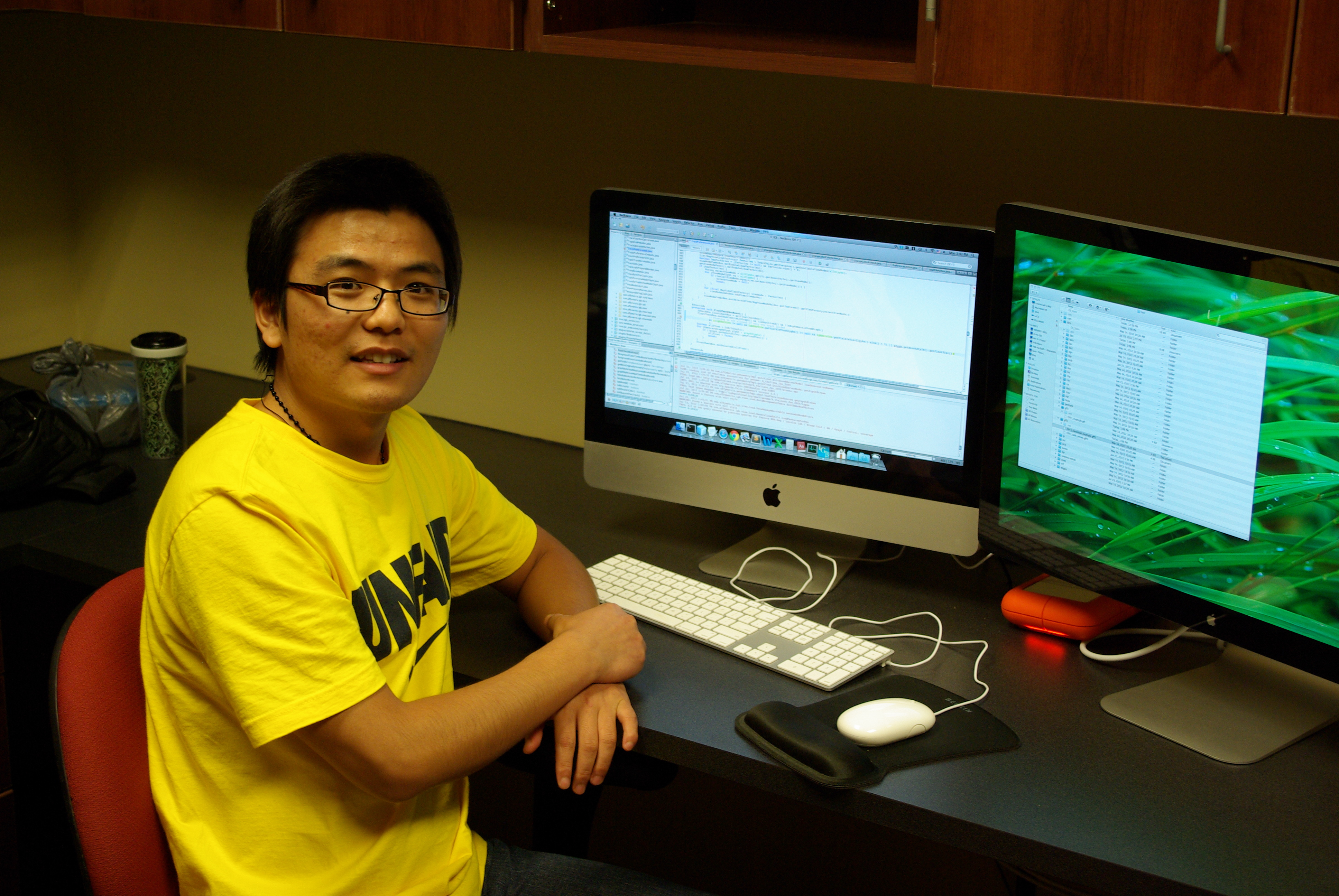 Alumni   Genome Visualization Lab